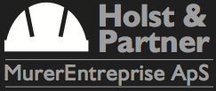 Holst & Partner MurerEntreprise ApS